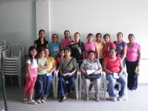 Ñapua Hagua Oñondivepa Group