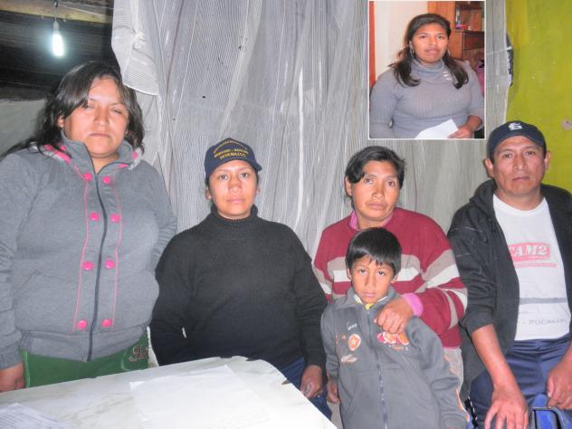 Señor De La Esperanza De Huaripache Group
