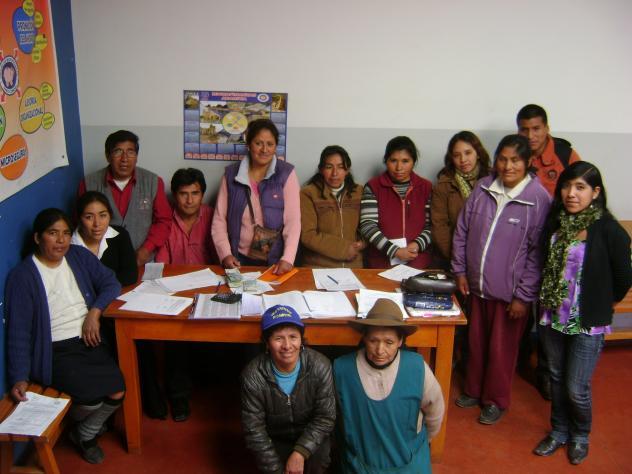 Wayna Taucaray Group