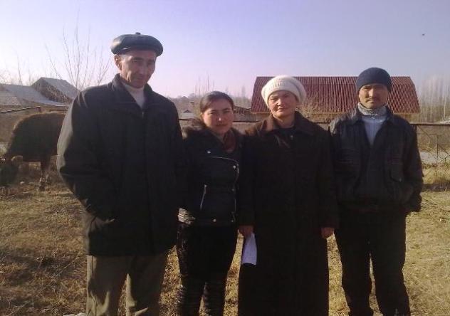 Bakytbek's Group
