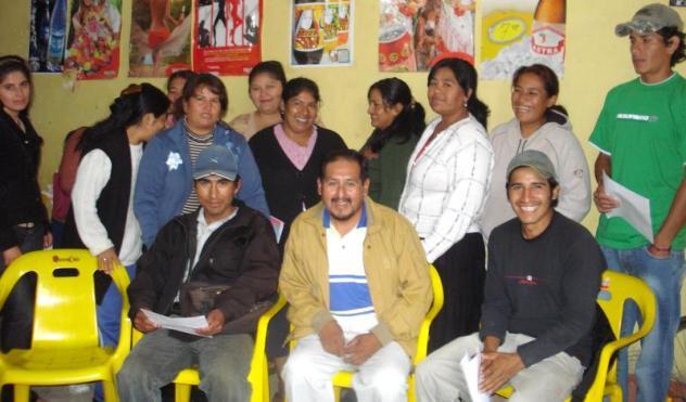 Virgen De Chaguaya Group