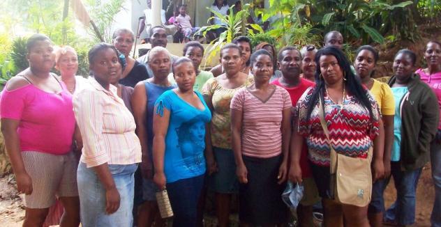 Mujeres Unidas 1, 2, 3 & 4 Group