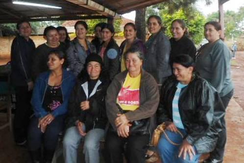 Mujeres Buscando El Porvenir Group