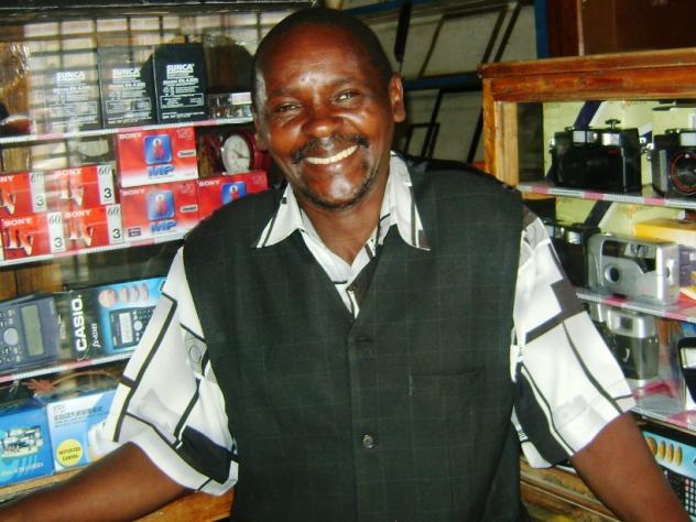 Richard Nderitu