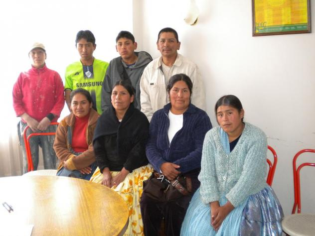 Alto Obrajes Group