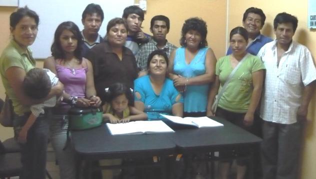 Los Socios De La Esperanza Group