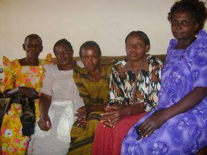 Rebecca Namyeso's Group