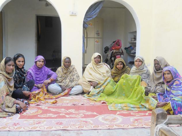 Naseem Akhtar's Group