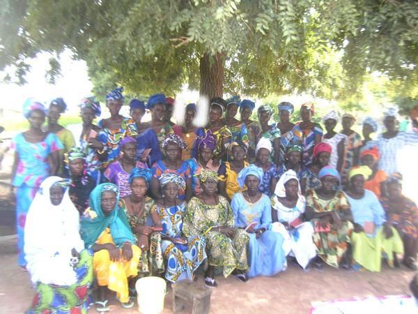 Awa Ndaw's Group