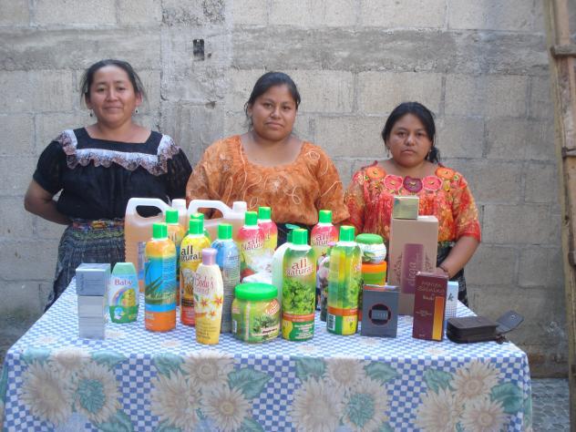 Solidario Mujeres De Sumpango Group