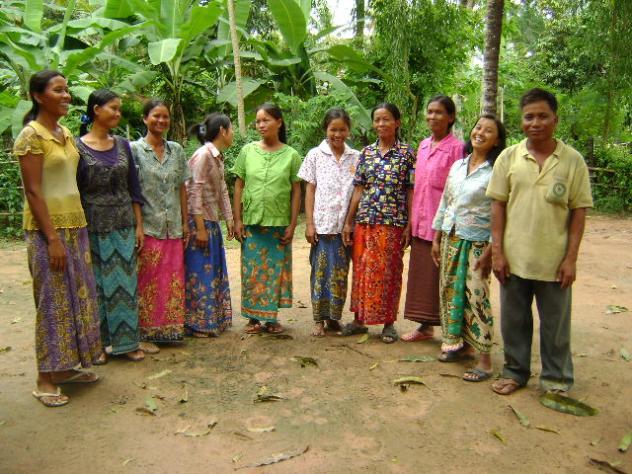 Mrs. Samorn Sorn Village Bank Group
