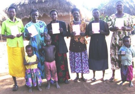 Aluka Okech Agnes Group