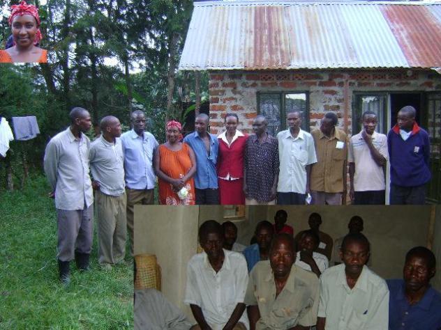 Kashozi Bahingi Twetungure Group, Bushenyi