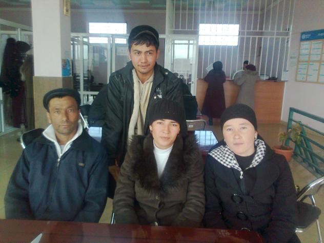 Odinakhon's Group