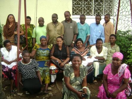 Juma Sadik's Songambele Ukonga Group
