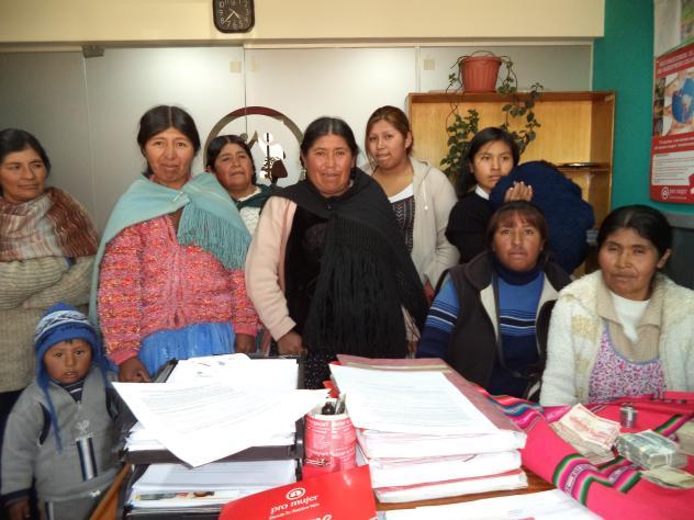 Huayna Potosi Group