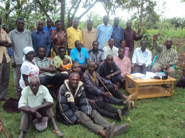 Bujubuli Agriculture Farmers Group