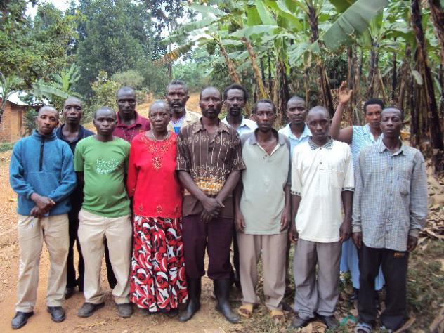 Kyandago Development B, Kihihi Group
