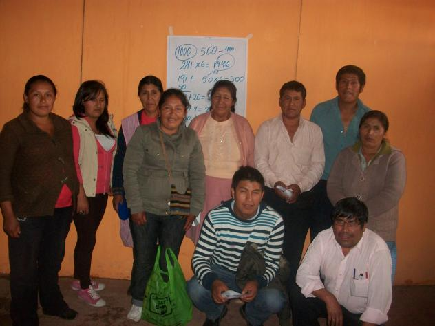 Grupo Solidario Patron De San Jeronimo Group