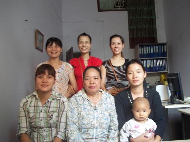 Huong's Group