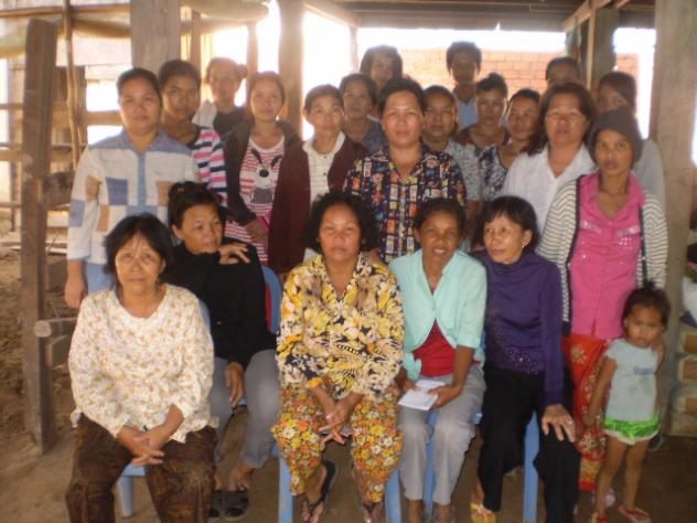 Mrs. Yeoun Sorn Village Bank Group
