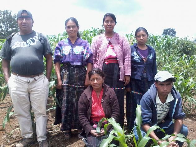 Agricultores De Chuisajcab 2 Group
