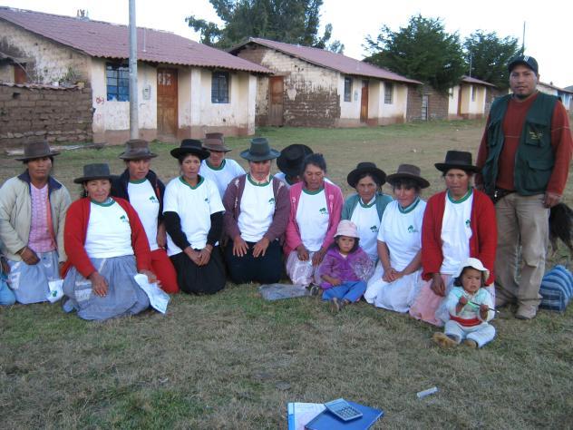Las Productoras De Patahuasi Group