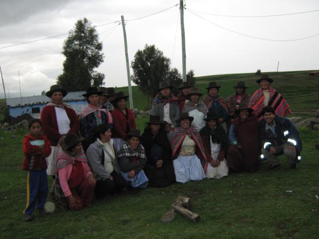 Las Legendarias De Chanquil Group