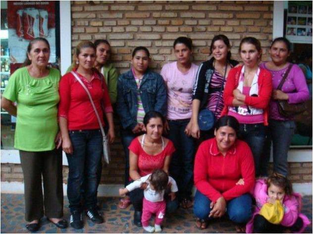 Virgen De Lourdes 2 Group