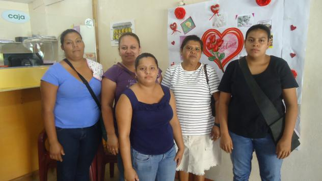 Las Mariposas De Los Solises Group