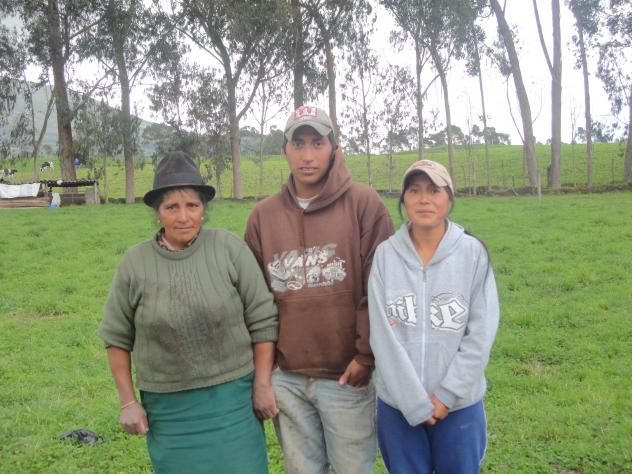 Machachi Ranchers Group