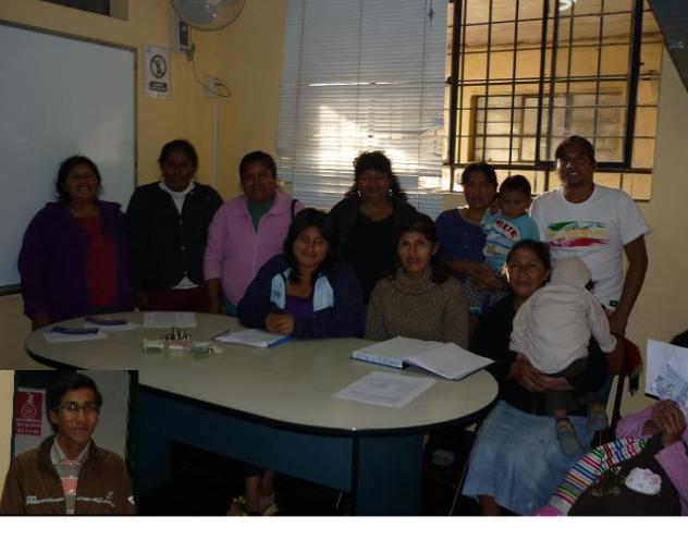 Emprendedoras Del Valle Triunfo Group