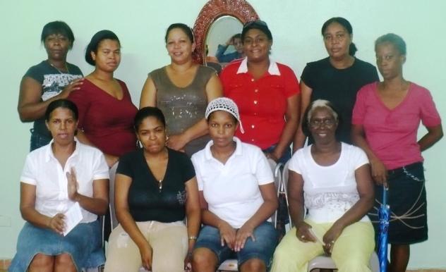 Mujeres Bendecidas 1 & 2 Group