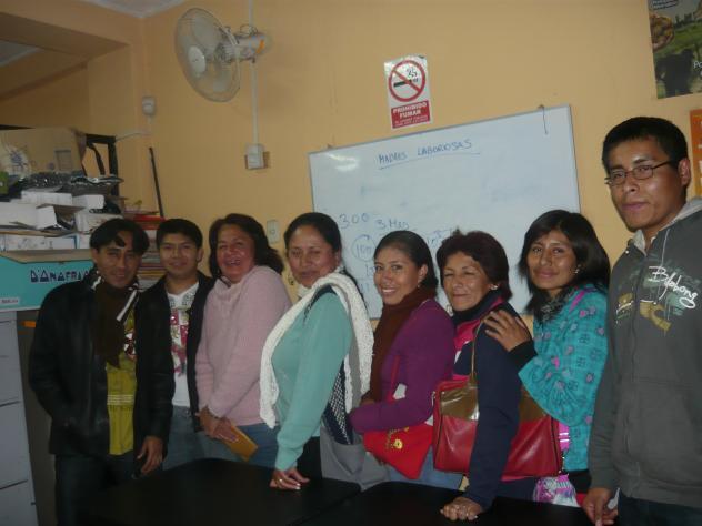 Madres Laboriosas Group