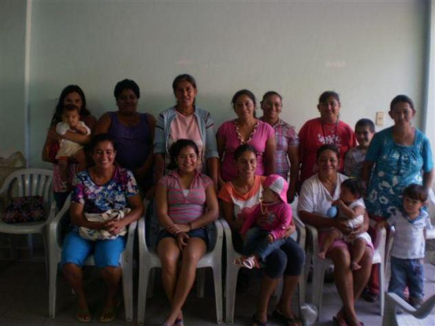 Mujeres Unidas De Tobati Group