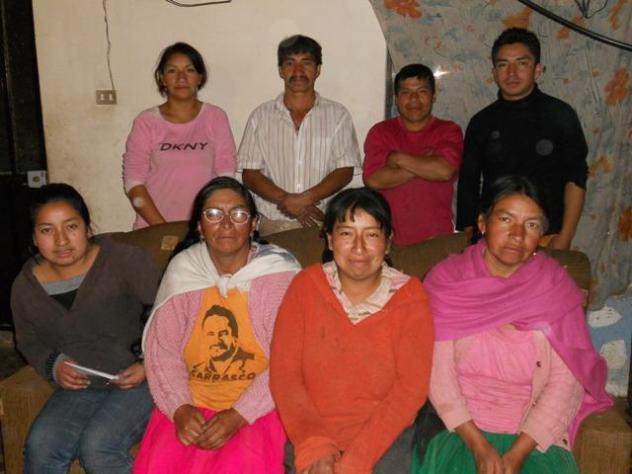 Racar Bajo  (Cuenca) Group